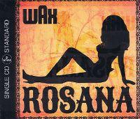 Cover Wax [US Rap] - Rosana
